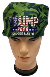 24 Units of Trump 2020 No More Bullshit - Bucket Hats
