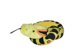 12 Units of Wild Republic 54in Plush Anaconda Snake - Plush Toys