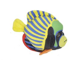 36 Units of Wild Republic Sea Critters Plush Angelfish - Plush Toys