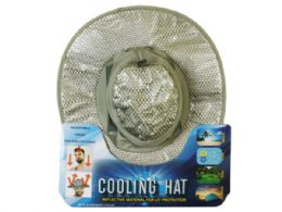 6 Units of Cooling Fisherman Hat With Uv Protection - Caps & Headwear