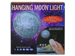 6 Units of Hanging Moon Light With Remote Control - Electronics