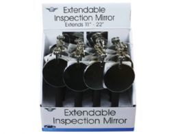 48 Units of Extendable Adjustable Mirror In Pdq - Auto Accessories