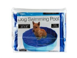 3 Units of Dog Swimming Pool - Summer Toys