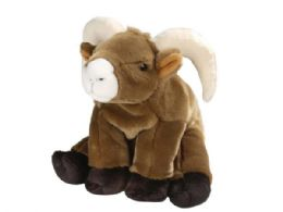 12 Units of Cuddlekin 12 Big Horn Sheep Plush Toy - Plush Toys