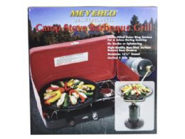 12 Units of Camp Stove Barbeque Grill - Outdoor Recreation