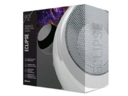 3 Units of Ijoy Eclipse White Pairing Bluetooth Speakers With Carrying - Speakers and Microphones
