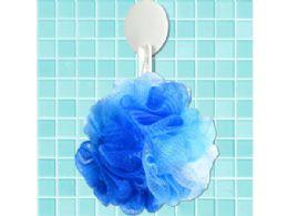 72 Units of Royal Blue Mesh Net Body Sponge - Shower Accessories