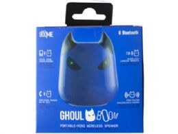 12 Units of Ampman Blue Devil Bluetooth Speaker - Speakers and Microphones