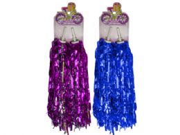 72 Units of Bicycle Streamers In Assorted Colors - Biking