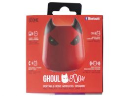 12 Units of Ampman Red Devil Bluetooth Speaker - Speakers and Microphones