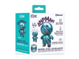 6 Units of Ampman Jazz Bluetooth Speaker - Speakers and Microphones