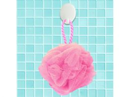 72 Units of 70 Gram Pink Cleanse Body Sponge - Shower Accessories
