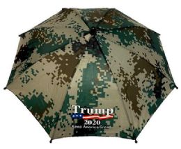 36 Units of Umbrella Hat Trump 2020 Keep American Great Again - Umbrellas & Rain Gear