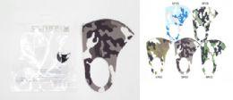24 Units of Cloth Mask Camo Colors - PPE Mask