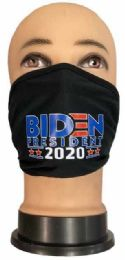 12 Units of Black Color Trump PPE Cloth Mask President Biden - PPE Mask