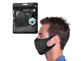 60 Units of Reusable Black Face Mask - Face Mask