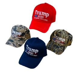 24 Units of Trump Hat With No More Bullsh*t - Bucket Hats