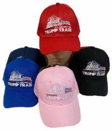 24 Units of Trump Train - Baseball Caps & Snap Backs