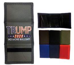 24 Units of Solid Color Trump Wallet No More Bullshit - Wallets & Handbags