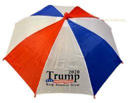 24 Units of Umbrella Hat Trump 2020 Keep American Great Again - Umbrellas & Rain Gear