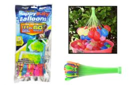 24 Units of FAST FILL WATER BALLOONS (111 CT) - Water Balloons