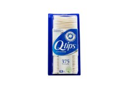 12 Units of Q-Tips 375 Ct Cotton Swabs - Personal Care