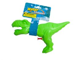 72 Units of Dinosaur Water Gun (asst Colors) - Water Guns