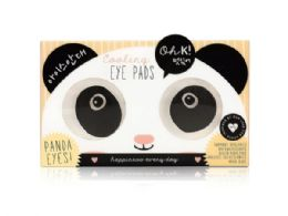 72 Units of Panda Cooling Eye Pads - Assorted Cosmetics