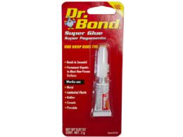 72 Units of Dr. Bond Super Glue - Glue