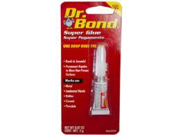 72 Units of Dr. Bond Super Glue - Glue