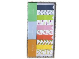 36 Units of Fruits And Icons Flag And Sticky Note Set - Sticky Note & Notepads