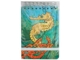 144 Units of Ocean Escapades Mini Notepad - Note Books & Writing Pads