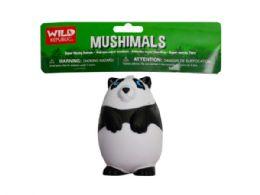 72 Units of Wild Republic Mushimals Squishy Panda - Slime & Squishees