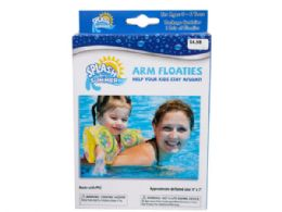 54 Units of Kids Arm Pool Floaties - Summer Toys