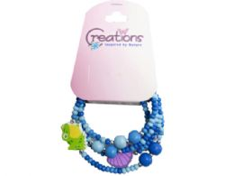 144 Units of Creation Frog Themed Wrap Bracelet - Bracelets