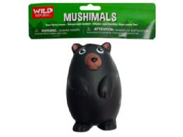 72 Units of wild republic mushimals squishy black bear - Slime & Squishees