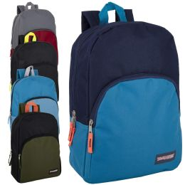 "24 Units of 15 Inch Promo Backpack - Backpacks 15"" or Less"