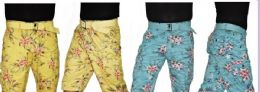 24 Units of MEN'S FLORAL PRINTED CARGO SHORT - Mens Shorts