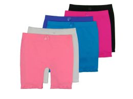36 Units of Girls Seamless Boyleg - Girls Leggings