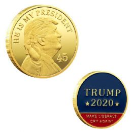 48 Units of COIN TRUMP 2020 MAKE LIBERALS CRY AGAIN - Coin Holders & Banks