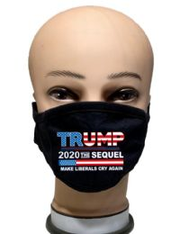 48 Units of Face Mask Trump 2020 The SEQUEL - Face Mask