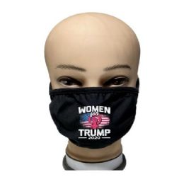 48 Units of Face Mask WOMEN FOR TRUMP - Face Mask
