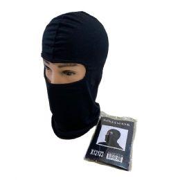 48 Units of Ninja Face Mask Black Only - Face Mask