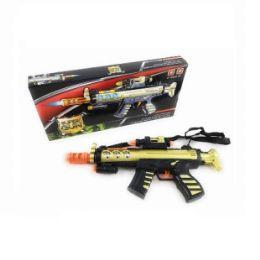 12 Units of Super Gun Sound Light Toy Gun - Toy Weapons