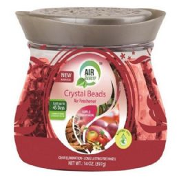 48 Units of Air Fusion Crystal Bead Apple Cinnamon - Air Fresheners