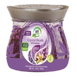 48 Units of Air Fusion Crystal Bead Lavender And Vanilla - Air Fresheners