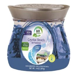 48 Units of Air Fusion Crystal Bead Lovely Linen - Air Fresheners