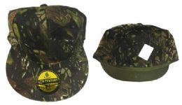 36 Units of Camo Fitted Hat Assorted Size - Baseball Caps & Snap Backs