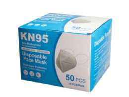 15 Units of 10 Pack Kn95 Protective Face Masks - Face Mask