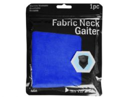 120 Units of Solid Neck Gaiter - Store